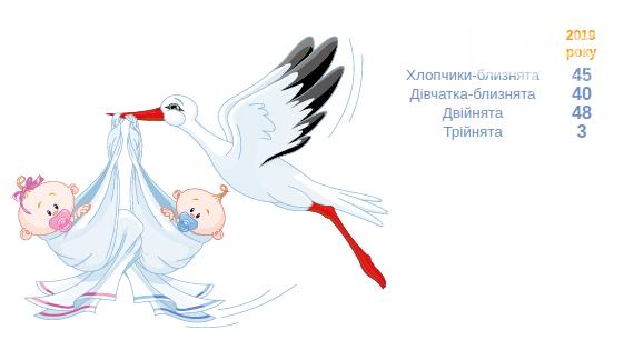 Двійнята та трійнята: скільки малюків народилось на Львівщині у першій половині 2019 року, фото-1