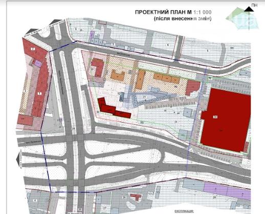 На Сихові хочуть звести комплекс громадських будівель на 15 поверхів, фото-1