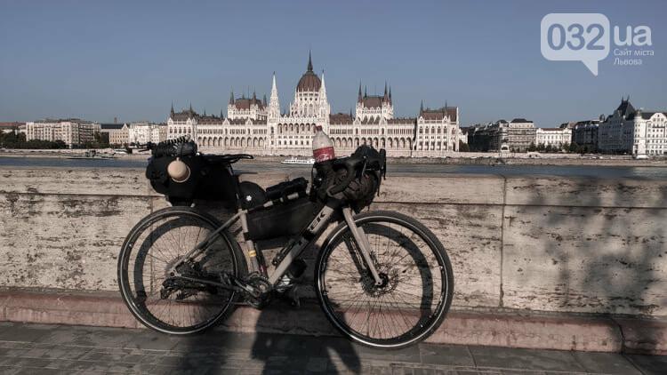 Будапешт, фото надане героєм