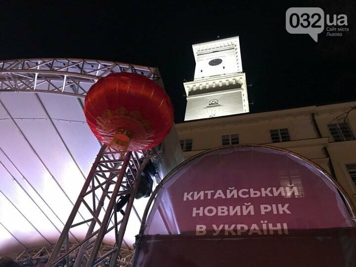 Китайський новий рік 2020 у Львові