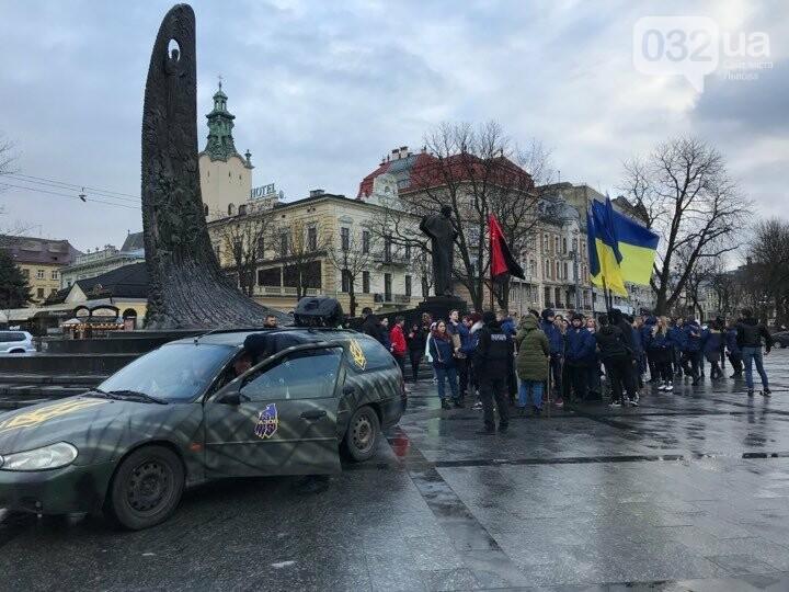 032.ua, фото з Маршу націоналістів