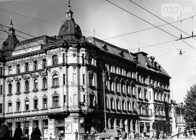 Кінотеатр на пр. Шевченка