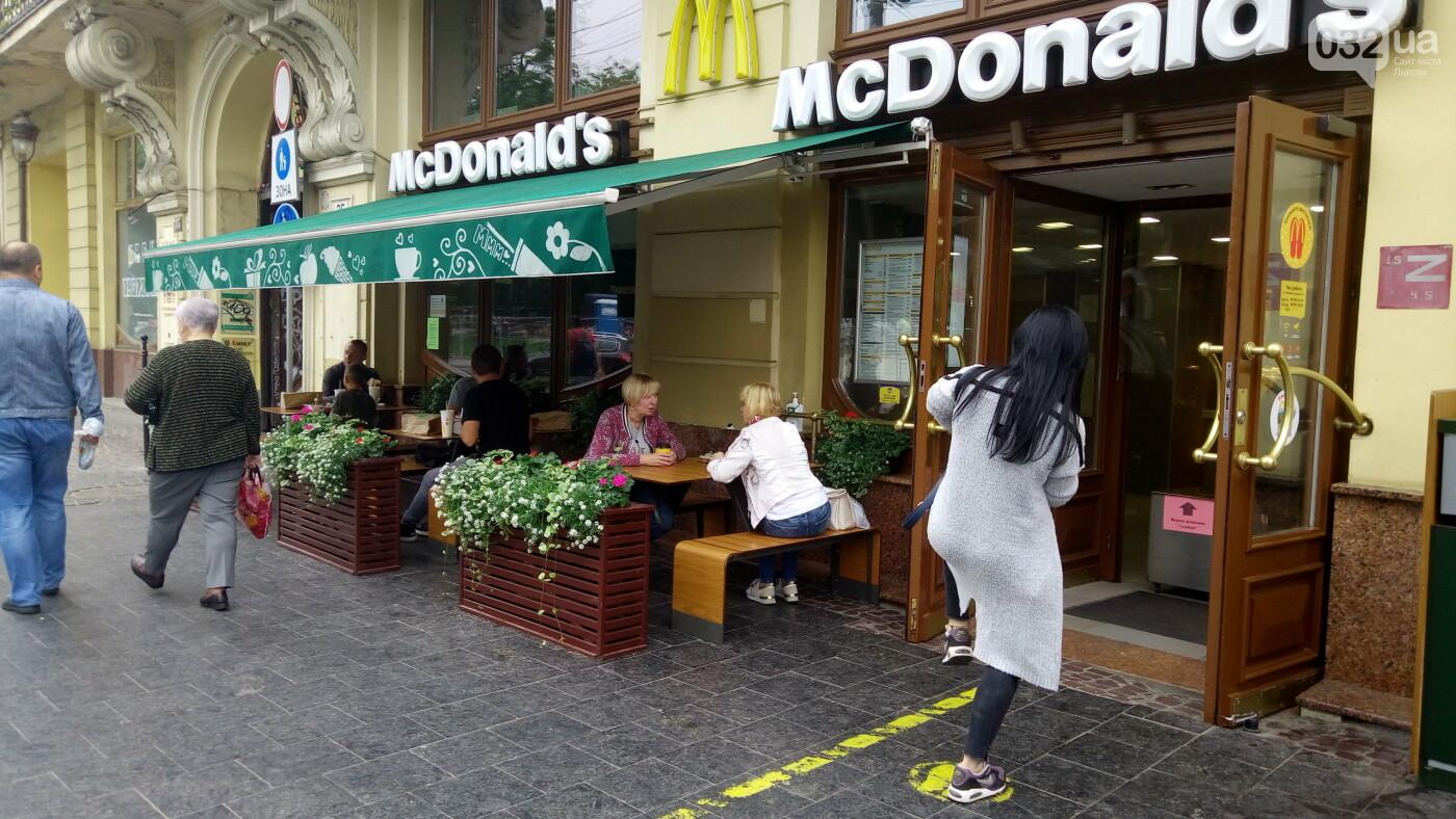 Літні майданчики у Львові, фото 032.ua