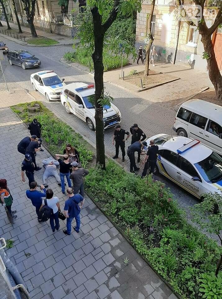 Фото з місця події / Ігор Зінкевич, фейсбук