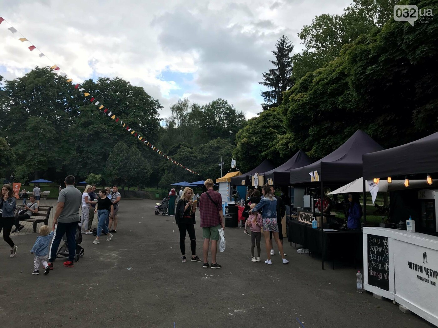 Фестиваль вуличної їжі Streey Food So Good. Фото - 032.ua
