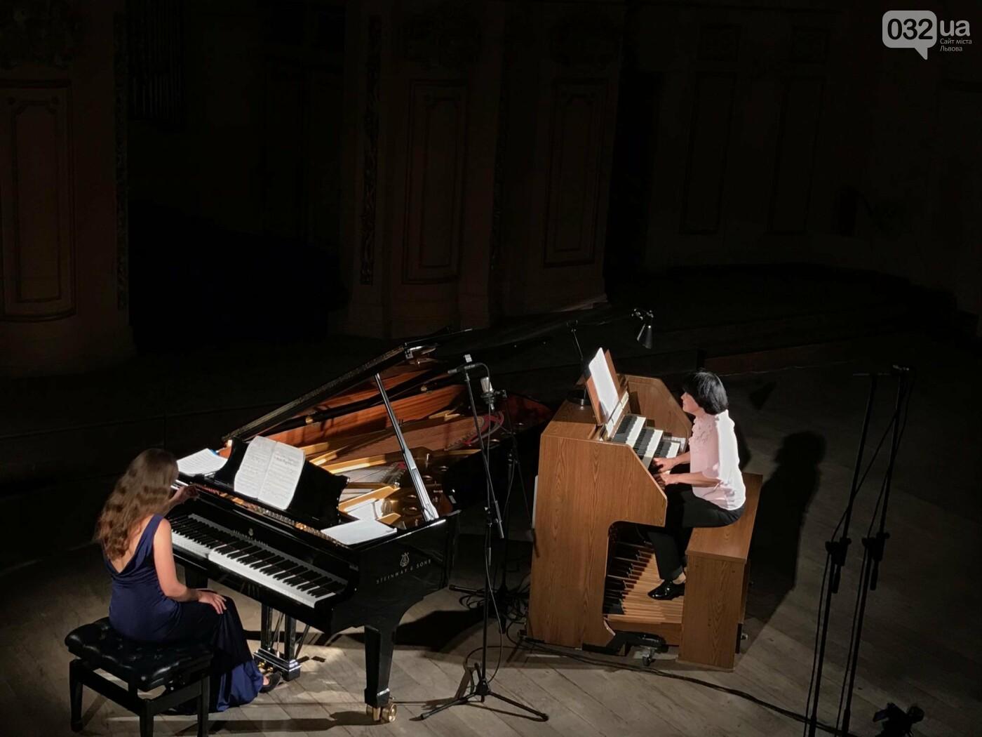 Перший концерт з глядачами у Львівській філармонії. Фото - 032.ua