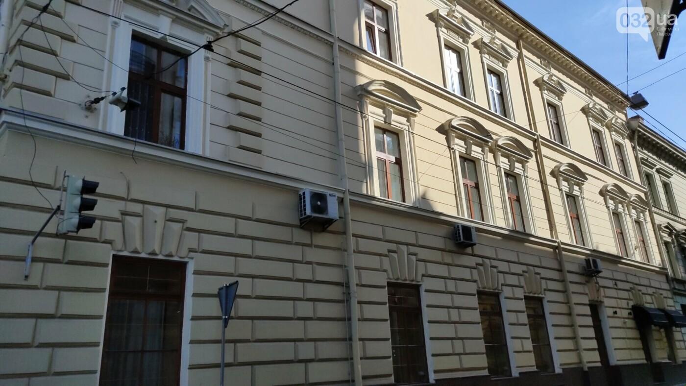 """Будівля """"Віденської кав'ярні"""", 2020 рік, фото 032.ua"""