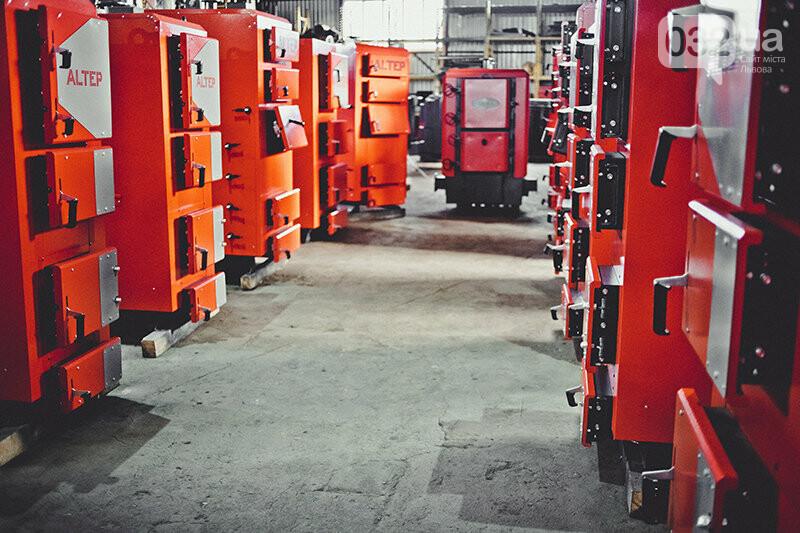 Українські виробники твердопаливних котлів, фото-1