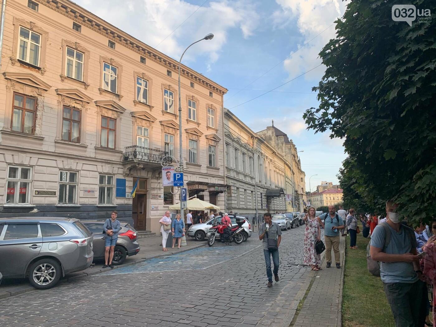 Фото Львова у День Незалежності України. Світлини - 032.ua