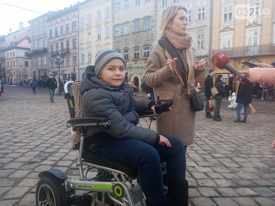 Наталії Гевак з сином Левком, Фото: 032.ua