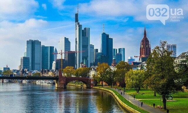 Німецьке місто Франкфурт-на-Майні, Фото - badenguide.ru
