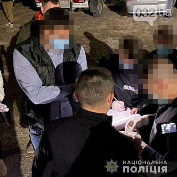 Правоохоронці затримали адвоката