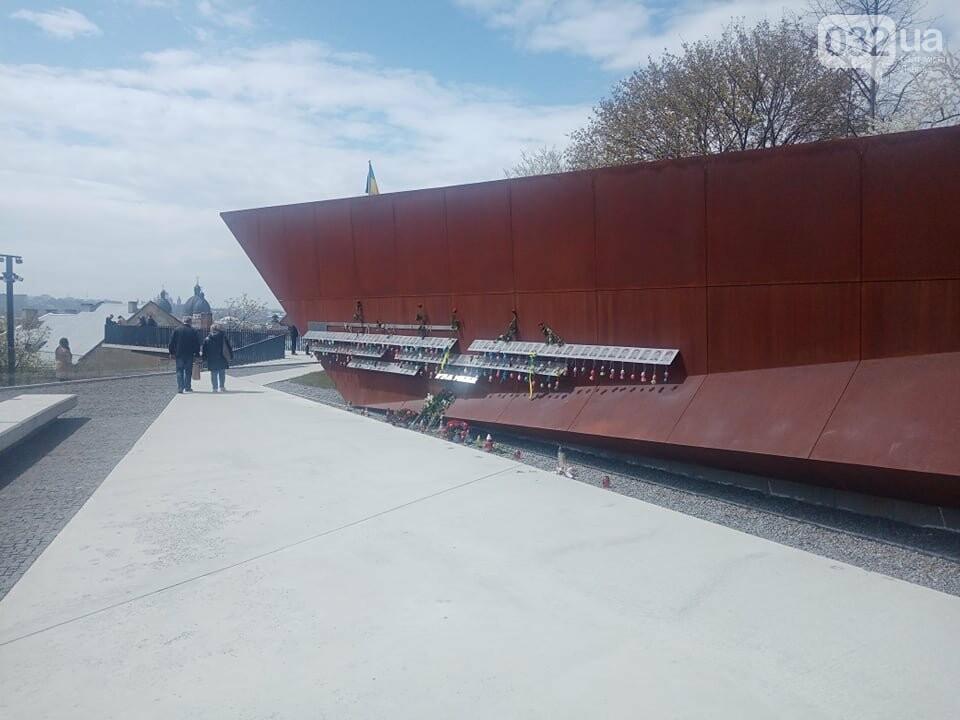 Меморіал Героїв Небесної Сотні, Фото: 032.ua