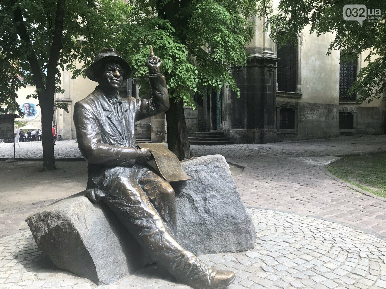 Пам'ятник Никифору-Епіфанію Дровняку, Фото: 032.ua