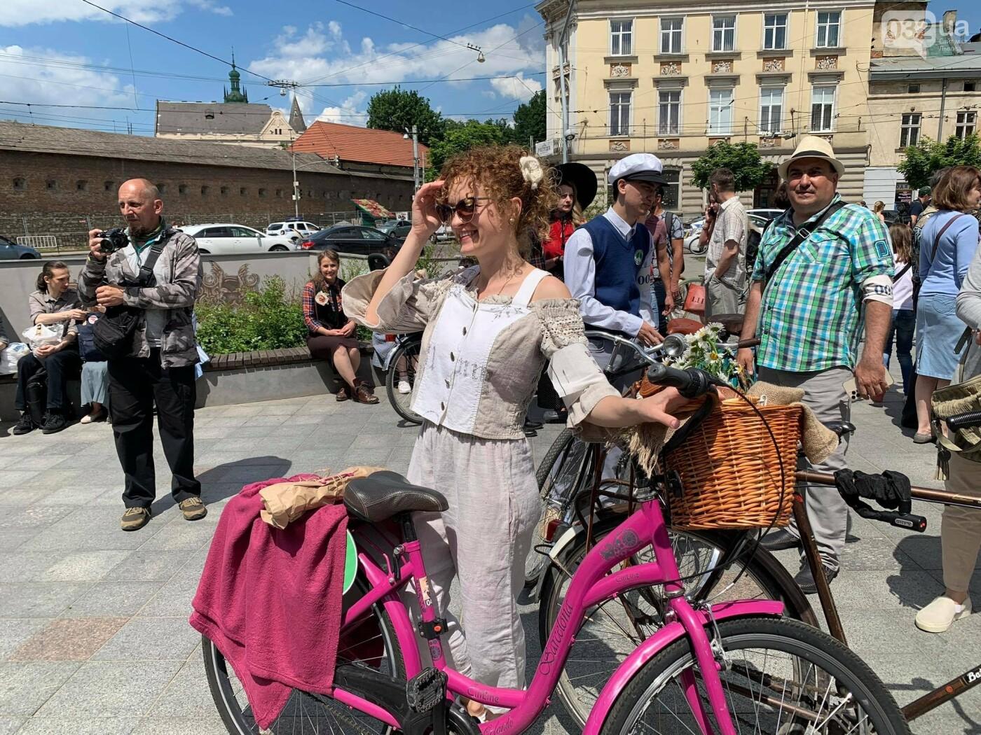 """Велопроменад """"Батяри на роверах"""" у Львові, Фото - 032.ua"""