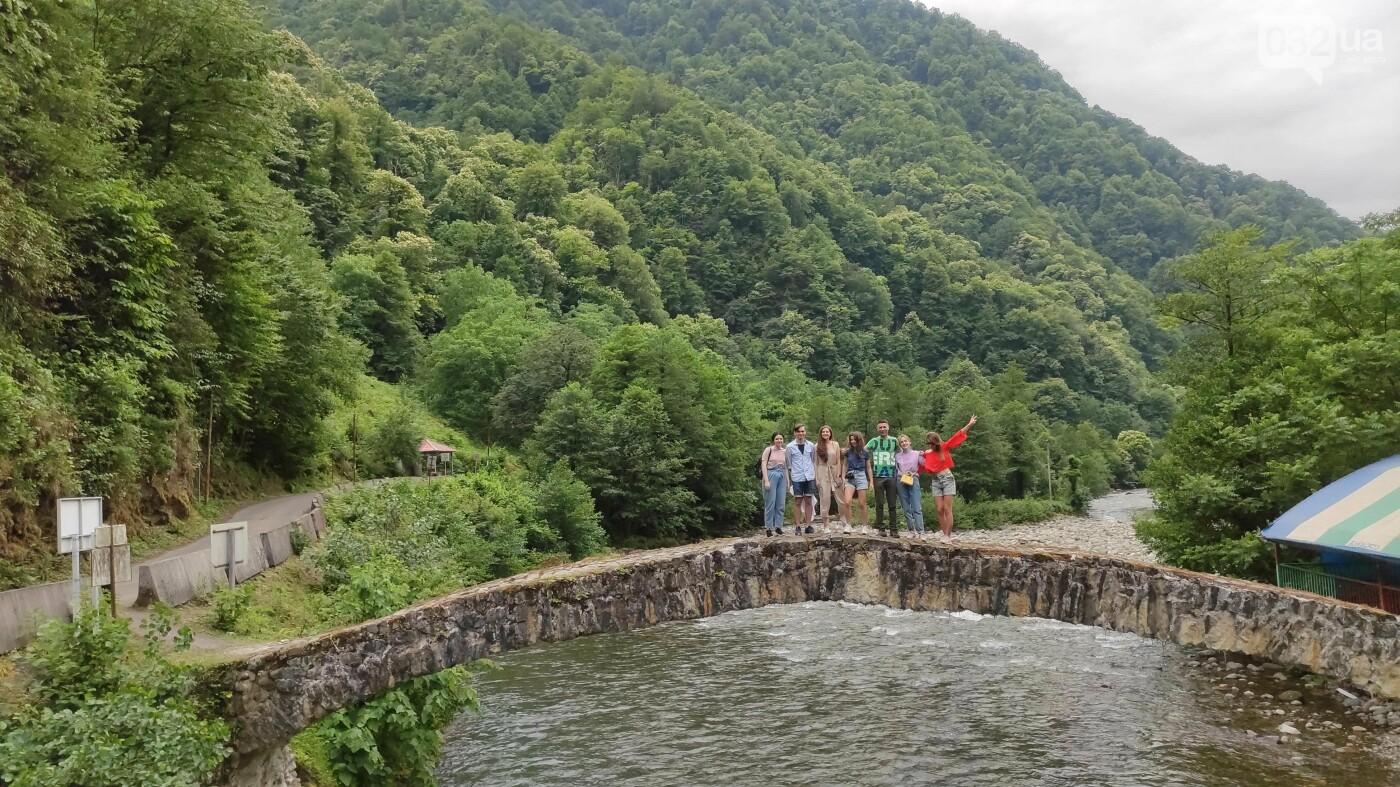 Гірська Аджарія біля Батумі, Фото - 032