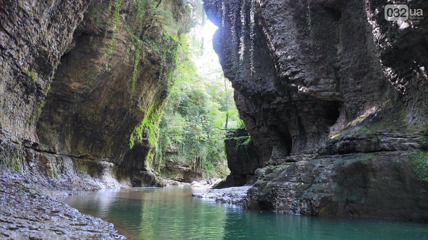 Мартвільського каньйону у Грузії, Фото - 032