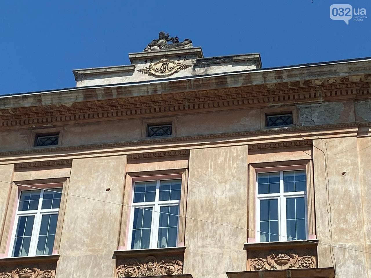 Колишній палац графа Орловського, Фото: 032.ua