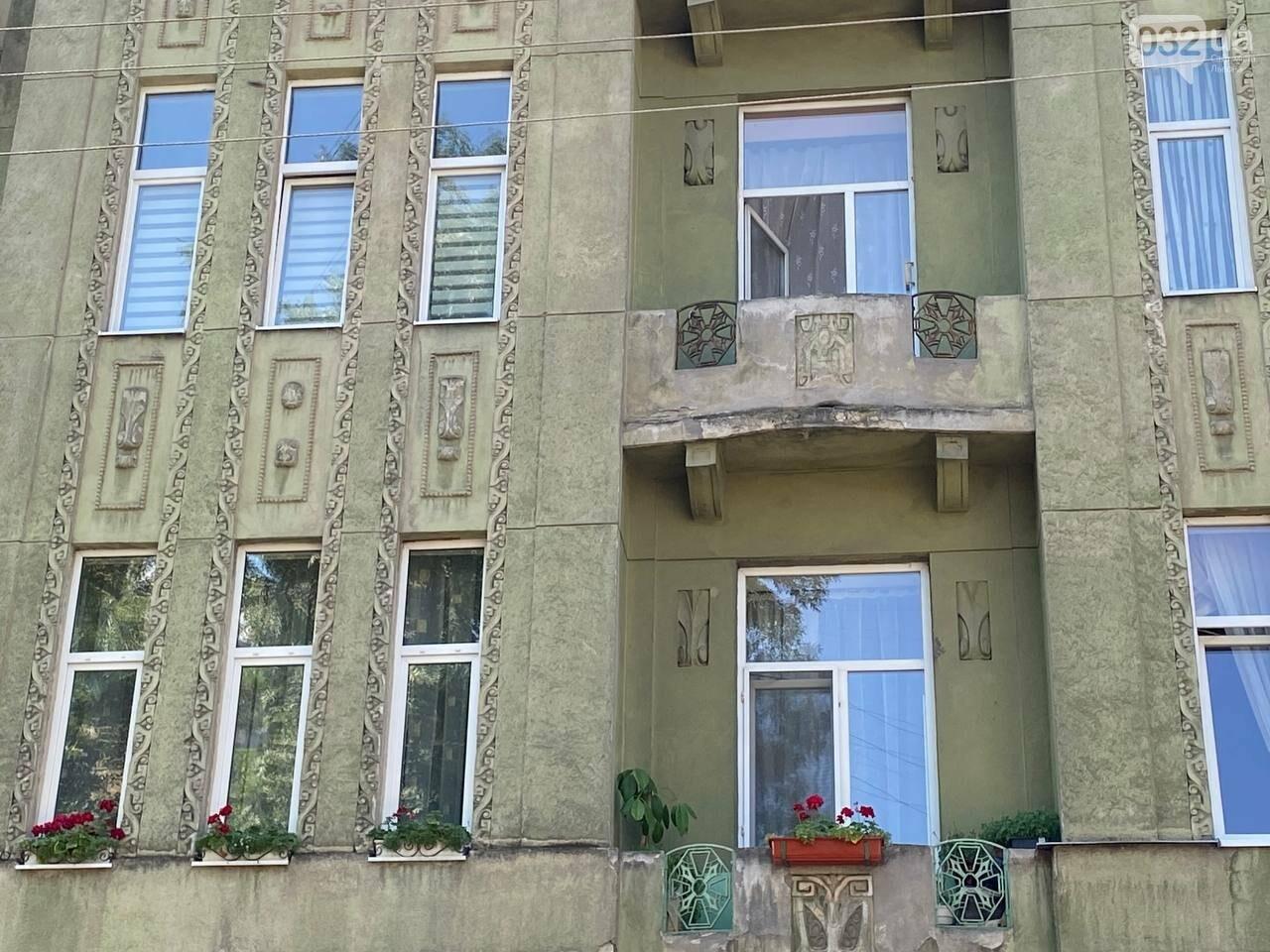 Кам'яниця Нахтів на Левицького, 22, Фото: 032.ua