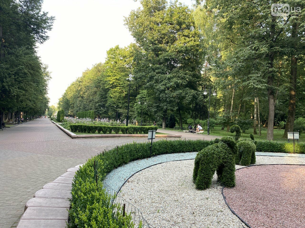 Міський парк в Івано-Франківську, Фото: 032.ua