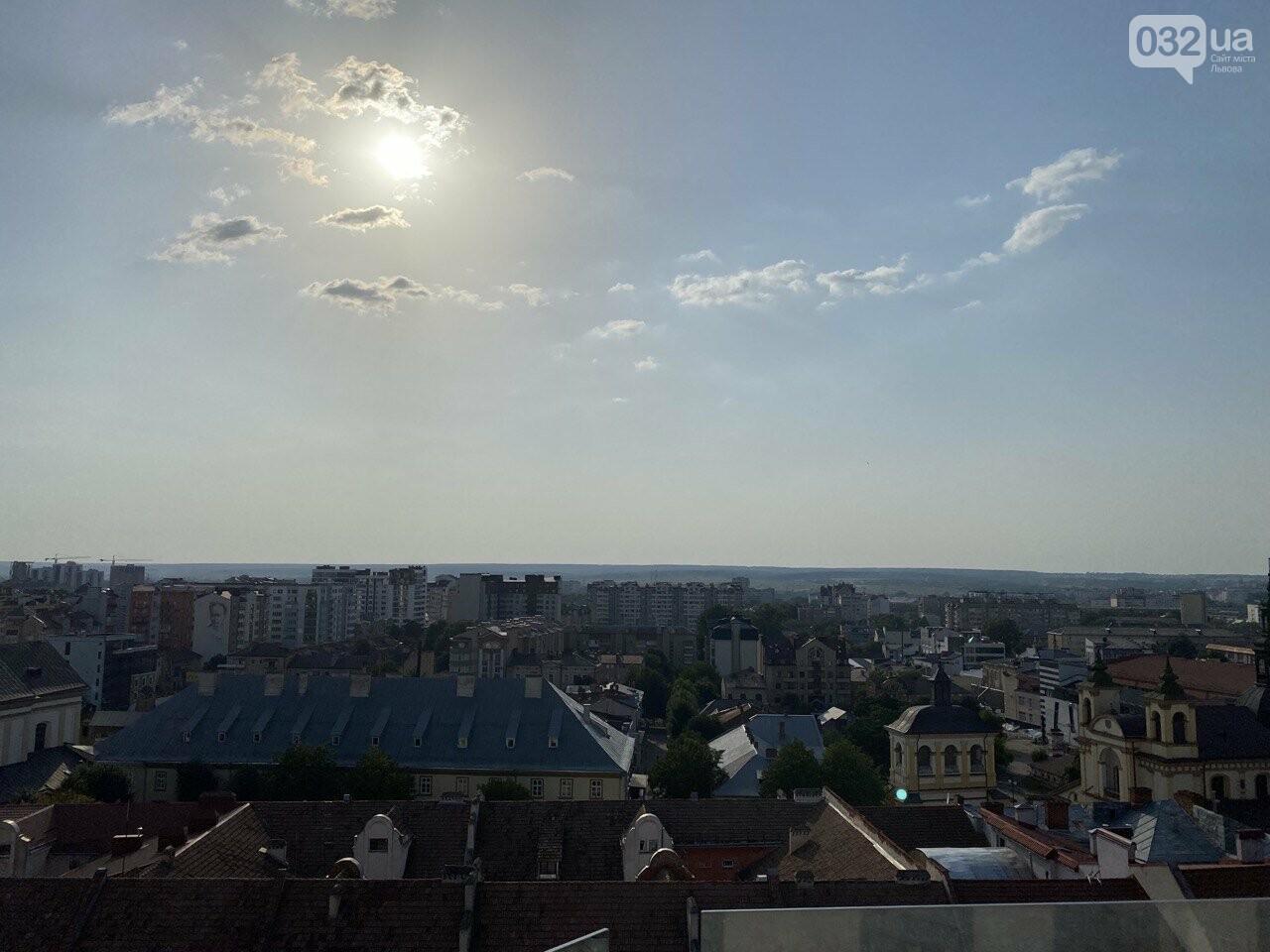 Панорама міста, Фото: 032.ua