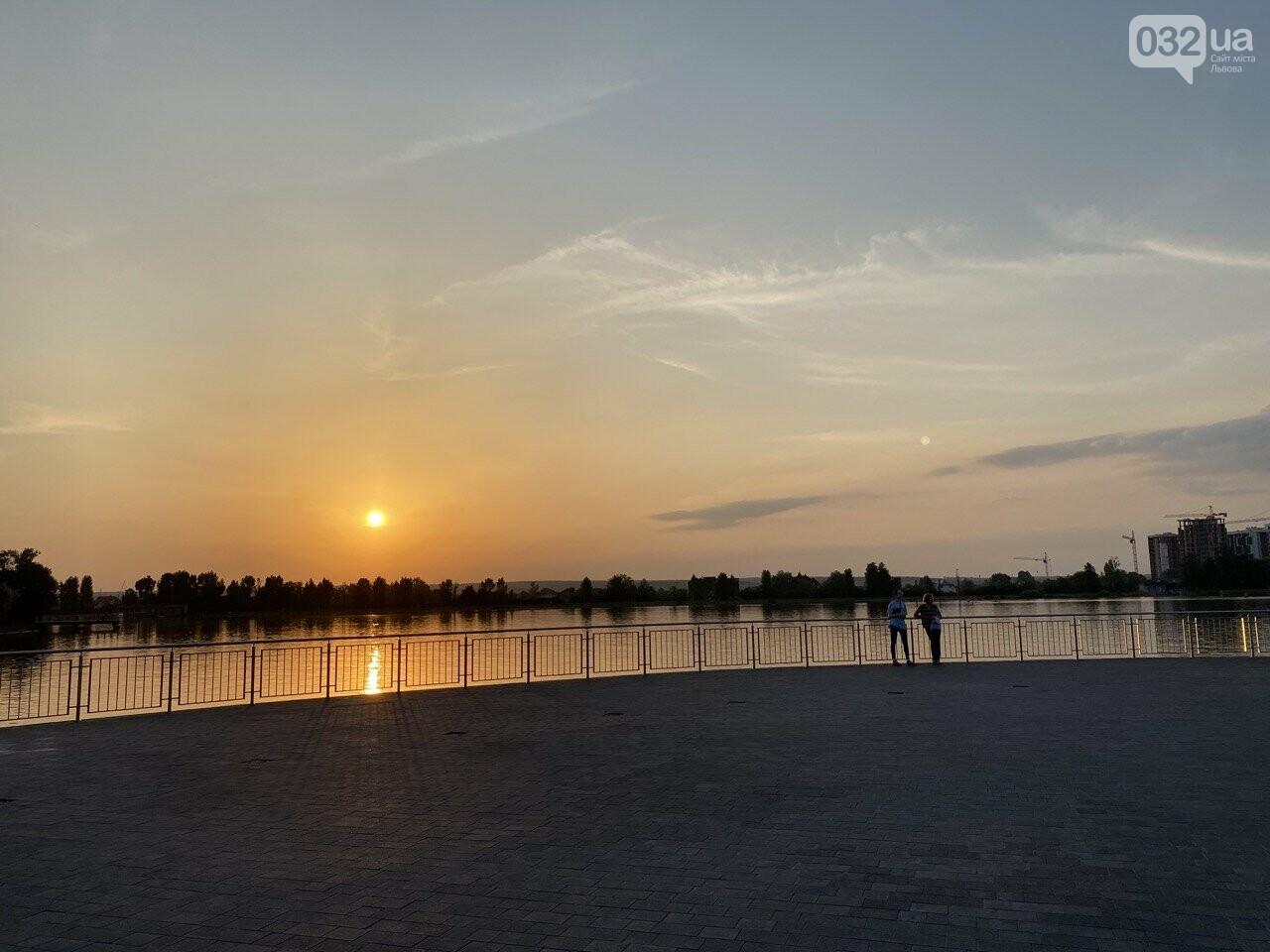 Міське озеро, Фото: 032.ua