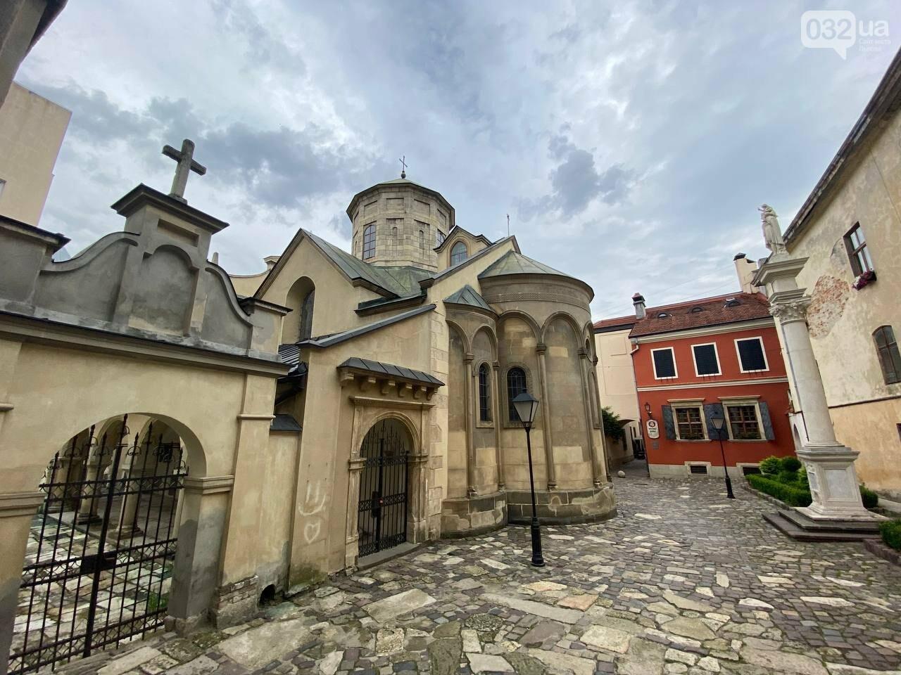 Вірменський собор, Фото: 032.ua