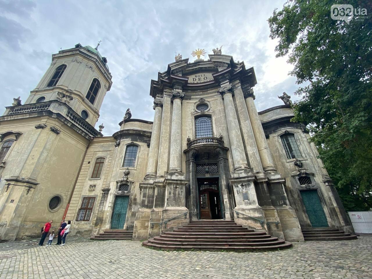 Домініканський собор, Фото: 032.ua