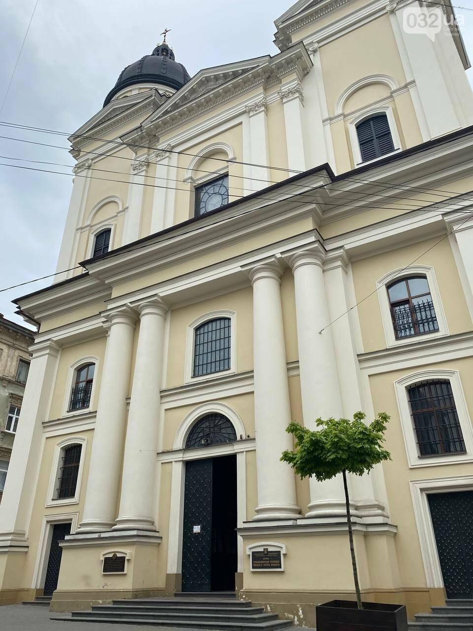 Преображенська церква, Фото: 032.ua