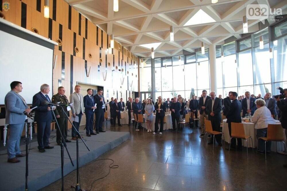 У Львові відбувся Молитовний сніданок з нагоди 30-річчя Незалежності, фото-6