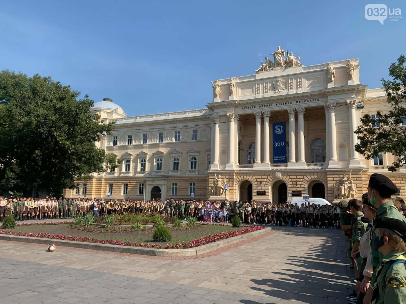 У Львові урочисті відкрили Пластовий рік, Фото - 032
