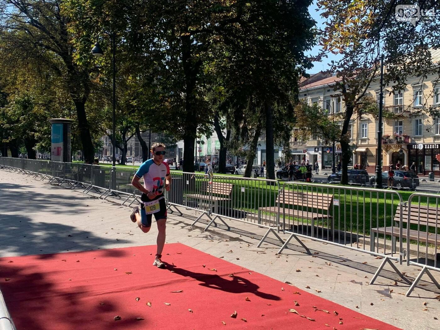 Міжнародні змагання з тріатлону у Львові, Фото - 032