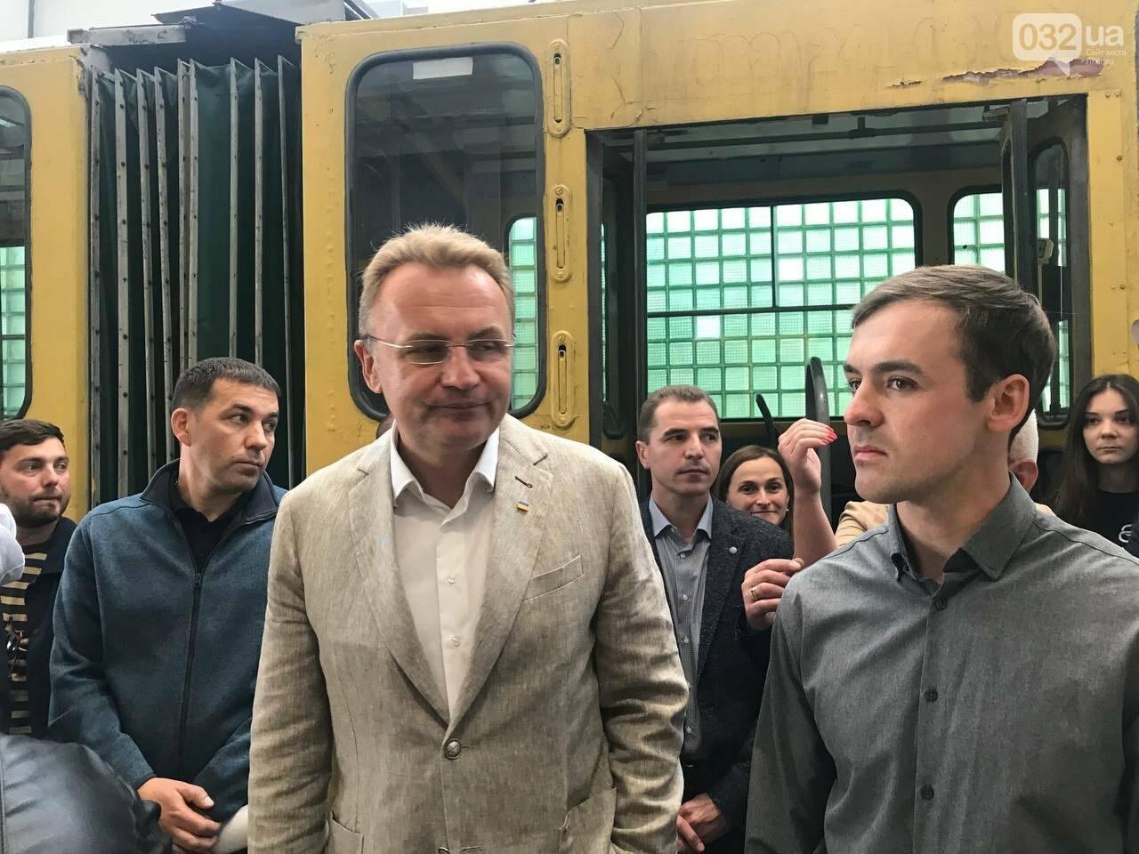 Як виглядає оновлене трамвайне депо на Промисловій, - ФОТО, ВІДЕО, фото-7