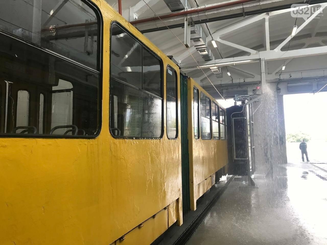 Як виглядає оновлене трамвайне депо на Промисловій, - ФОТО, ВІДЕО, фото-8