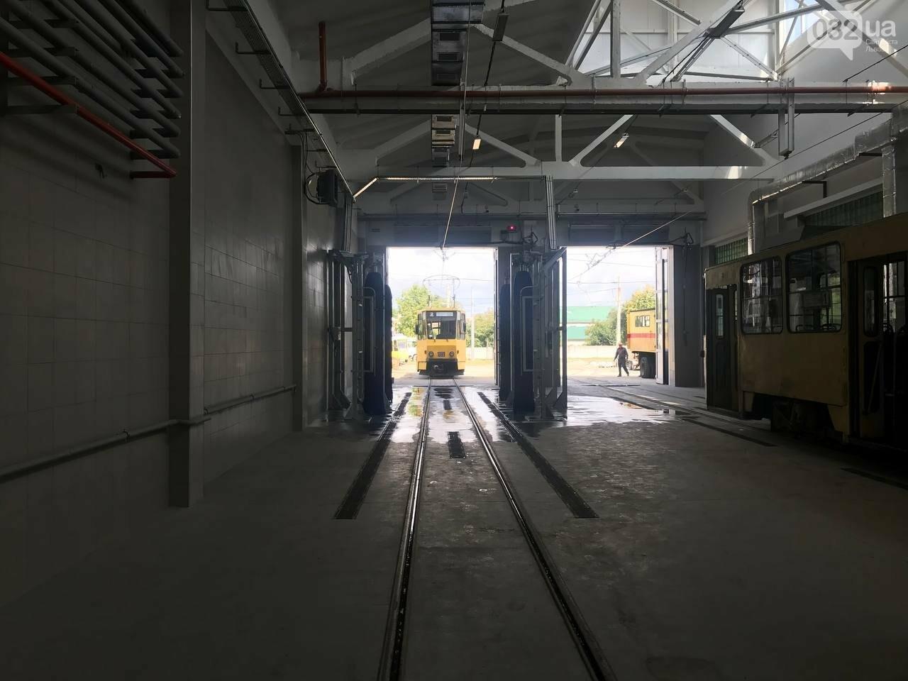 Як виглядає оновлене трамвайне депо на Промисловій, - ФОТО, ВІДЕО, фото-10