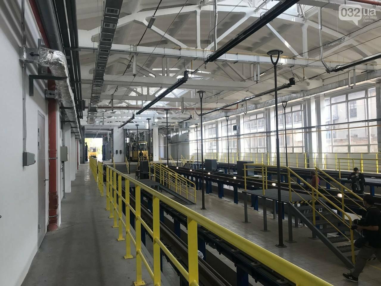 Як виглядає оновлене трамвайне депо на Промисловій, - ФОТО, ВІДЕО, фото-2