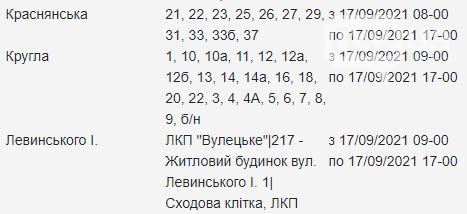 Щотижневий графік відключень електроенергії у Львові, — АДРЕСИ, фото-36
