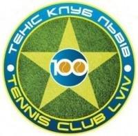 Логотип - Клуб 100 - великий теніс для всіх у Львові