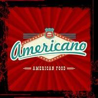 Логотип - Кафе Americano (Амерікано)