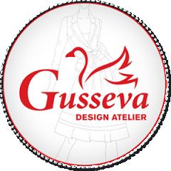 Логотип - Дизайн - Ательє Олени Гусєвої