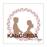 Логотип - Кай і Герда, магазин дитячого одягу у Львові