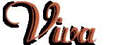 Логотип - Пошиття штор у Львові - Viva, текстиль для дому та ресторану
