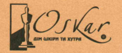 Логотип - Оскар, дім хутра та шкіри