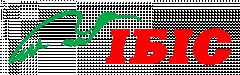 Логотип - Зброя та Рибальство Ібіс, магазин зброї та товарів для риболовлі