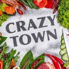 Логотип - Сім'я ресторанів Crazy Town