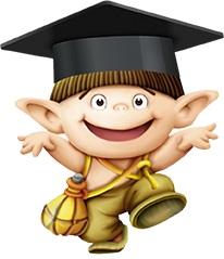 Логотип - Дитячий центр Кузя