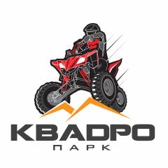 Логотип - КВАДРО ПАРК - тури на квадроциклах