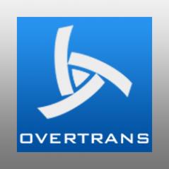 Логотип - ТзОВ Овертранс, транспортно-експедиційна компанія