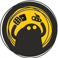 Логотип - Хобі монстр - настільні ігри для дітей та дорослих, 3D пазли, збірні масштабні моделі