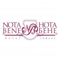 Логотип - Готель Nota Bene у Львові